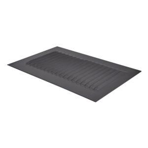Решетка вентиляционная стальная 200х300 мм серый RR23