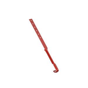 Поддержка желоба Aquasystem красный RR29 PURAL Ø125/150 мм