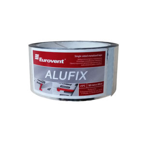 Eurovent ALUFIX односторонняя металлизированная лента