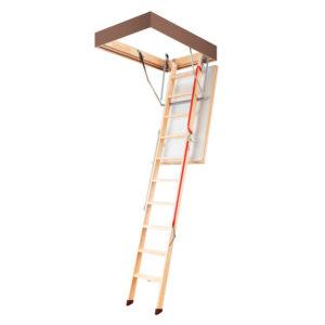 Чердачная лестница LWL Extra термоизоляционная